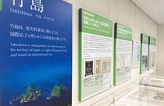 Hàn Quốc phản đối việc Nhật Bản mở triển lãm về quần đảo tranh chấp