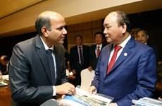 Thủ tướng kết thúc tốt đẹp tham dự Hội nghị Cấp cao ASEAN-Ấn Độ