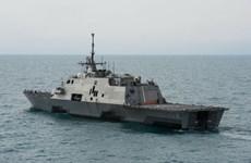 Mỹ xem xét nối lại các chiến dịch tự do hàng hải trên Biển Đông