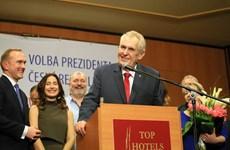 Báo chí Séc dự báo những thay đổi về chính sách của Tổng thống Zeman