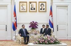 Việt Nam và Campuchia thắt chặt hợp tác an ninh có hiệu quả