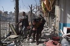 Gần 340 người bị thương vong vụ khủng bố đẫm máu tại Kabul