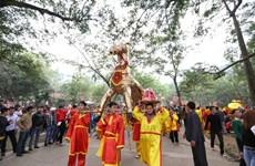 Hà Nội kiểm tra công tác chuẩn bị của lễ hội Gióng đền Sóc