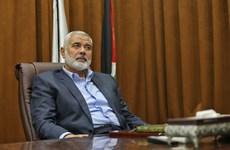 Mỹ liệt thủ lĩnh Hamas Ismail Haniya vào danh sách khủng bố