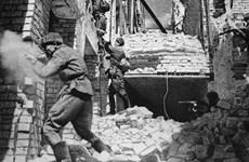 Nga tưng bừng kỷ niệm 75 năm chiến thắng lịch sử Stalingrad