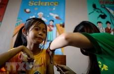Vắcxin phòng sốt xuất huyết có thể liên quan đến 3 trường hợp tử vong