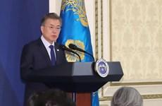 Tổng thống Hàn Quốc có thể gặp Chủ tịch Quốc hội Triều Tiên
