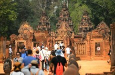 Doanh thu của ngành du lịch Campuchia đạt 3,63 tỷ USD năm 2017