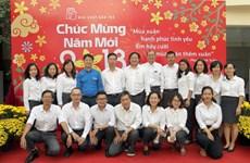 Ông Võ Văn Thưởng thăm và chúc Tết tại Thành phố Hồ Chí Minh