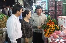 """TP Hồ Chí Minh lập """"hàng rào"""" ngăn thực phẩm bẩn dịp Tết Nguyên đán"""