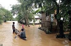 Bão nhiệt đới Sanba đổ bộ vào Philippines làm chín người thiệt mạng