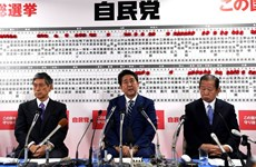 Đảng LDP đạt được nhất trí về dự thảo sửa đổi luật hệ thống bầu cử