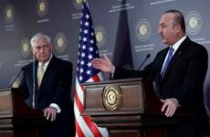 Thổ Nhĩ Kỳ-Mỹ nhất trí về bình thường hóa quan hệ sau căng thẳng