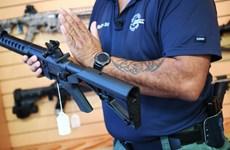 Kiểm soát sở hữu súng đạn vẫn là vấn đề muôn thuở tại nước Mỹ