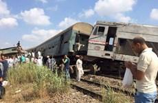 Ai Cập: Tai nạn tàu hỏa khiến ít nhất 25 người thương vong