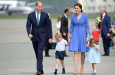 Hoàng tử Anh William sắp thăm Israel và Palestine vào mùa Hè