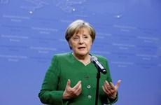 Thủ tướng Đức Angela Merkel cam kết phối hợp với đảng Dân chủ Xã hội