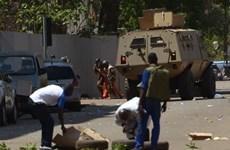 Bắt giữ một nghi can đầu sỏ trong vụ tấn công tại Burkina Faso