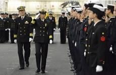 Hải quân Nhật Bản bổ nhiệm nữ chỉ huy đầu tiên cho hạm đội tàu chiến