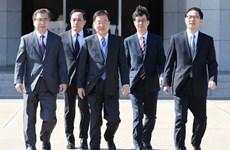 Ông Kim Jong-un có thể trở thành lãnh đạo Triều Tiên đầu tiên đến Hàn