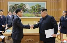 Cuộc gặp liên Triều có ý nghĩa đặc biệt với ông Kim Jong-un