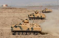 Tổng thống Thổ Nhĩ Kỳ tuyên bố đã kiểm soát 850km2 tại Afrin