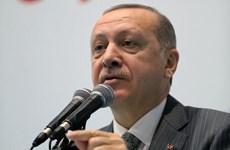 """Thổ Nhĩ Kỳ tuyên bố sẽ """"quét sạch"""" các tay súng người Kurd ở Iraq"""