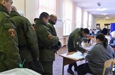 Pháp không công nhận cuộc bầu cử tổng thống Nga tại Crimea