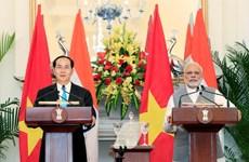 Dư luận Ấn Độ về chuyến thăm của Chủ tịch nước Trần Đại Quang