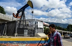 Giá dầu tăng gần 1% tại châu Á do tác động của nhiều yếu tố