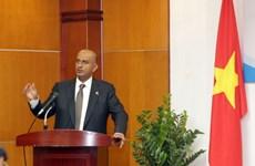 Việt Nam và Oman tăng cường thúc đẩy quan hệ thương mại