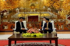 Thúc đẩy giao lưu kinh tế, hợp tác đầu tư giữa Hà Nội và Hong Kong
