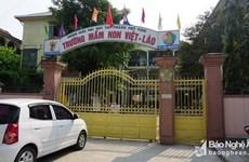 Nghệ An: Triệu tập phụ huynh đánh giáo viên mầm non nhập viện