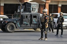 Tổ chức Nhà nước Hồi giáo thừa nhận sát hại 10 cảnh sát Iraq