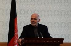 Tổng thống Afghanistan kêu gọi sự ủng hộ của các nước trong khu vực