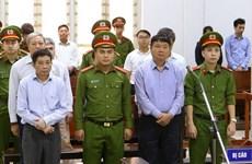 OceanBank: Bị cáo Đinh La Thăng là người chủ trương cố ý làm trái