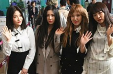 Đoàn nghệ thuật Hàn Quốc lên đường tới Triều Tiên biểu diễn
