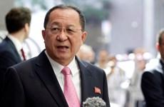 Ông Ri Yong-ho dự hội nghị Phong trào không liên kết ở Azerbaijan