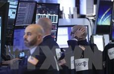 Thị trường chứng khoán Phố Wall giảm điểm do đợt bán tháo cổ phiếu