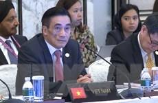 ASEAN ghi nhận tiến bộ trong hội nhập ngân hàng, chứng khoán