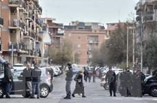 Italy bắt giữ trùm mafia khét tiếng Giuseppe Pelle đang bị truy nã