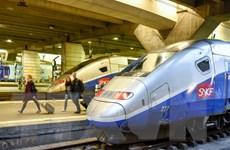 Pháp: Bắt đầu đợt đình công thứ hai của ngành đường sắt