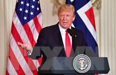 Tổng thống Mỹ Donald Trump dọa đáp trả vụ tấn công hóa học ở Syria