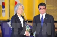 Ngoại trưởng Nhật Bản tới Hàn Quốc để bàn về chính sách Triều Tiên