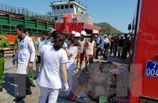 Ba thuyền viên tử vong trong khoang tàu chứa mật mía do bị ngạt