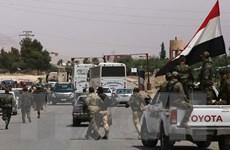 Lãnh đạo phiến quân Syria tiết lộ nguyên nhân rời khỏi Douma