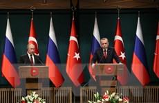 Tổng thống Thổ Nhĩ Kỳ và Nga sẽ thảo luận về cuộc khủng hoảng Syria