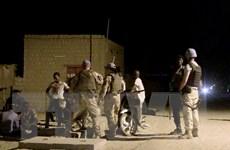 Giao tranh ác liệt giữa binh sỹ Liên hợp quốc và các tay súng ở Mali