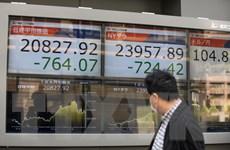 Yếu tố Syria tiếp tục chi phối các thị trường chứng khoán châu Á
