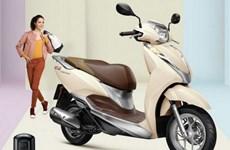 Doanh số bán xe máy Việt Nam quý 1 vừa qua tăng trưởng nhẹ
